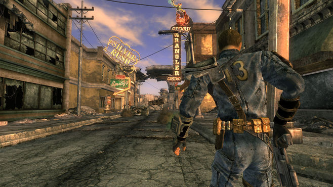 Fallout New Vegas: Couriers Stash Screenshot 2