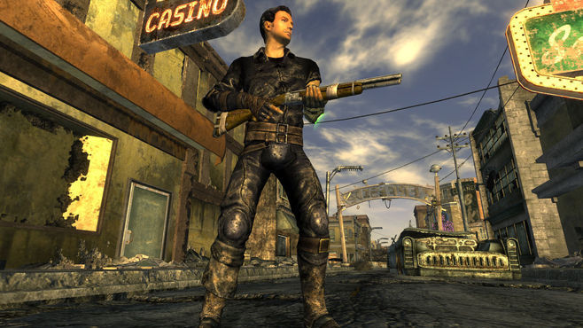 Fallout New Vegas: Couriers Stash Screenshot 3