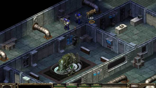 Fallout Tactics: Brotherhood of Steel Screenshot 1