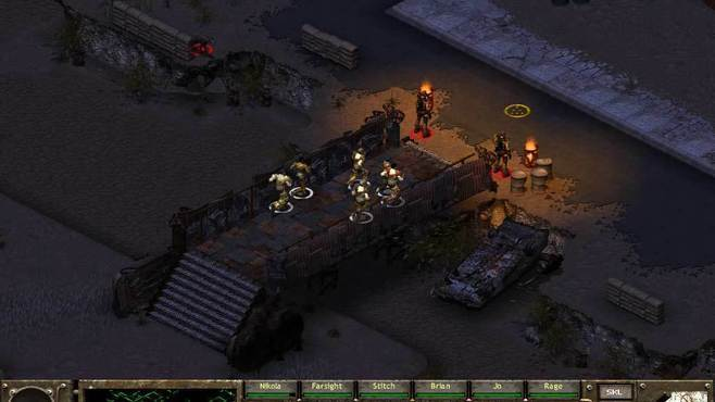 Fallout Tactics: Brotherhood of Steel Screenshot 2