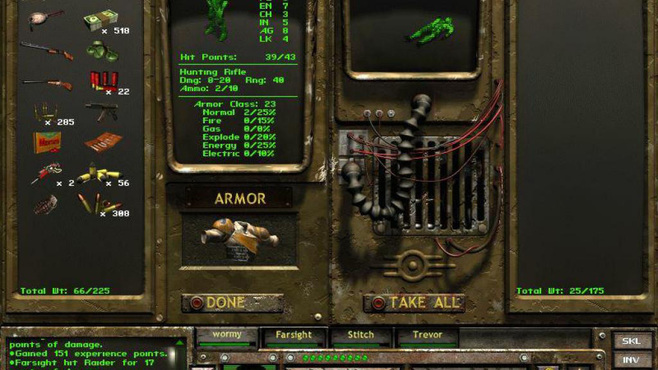 Fallout Tactics: Brotherhood of Steel Screenshot 3