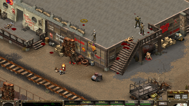 Fallout Tactics: Brotherhood of Steel Screenshot 4