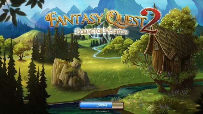 Fantasy Quest 2 Collector's Edition Screenshot 1