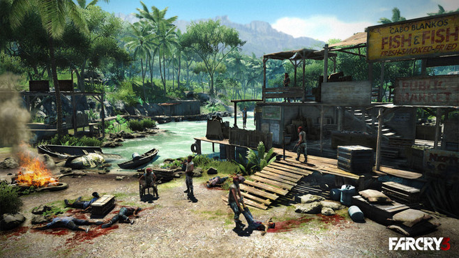 Far Cry® 3 - Deluxe Edition Screenshot 3
