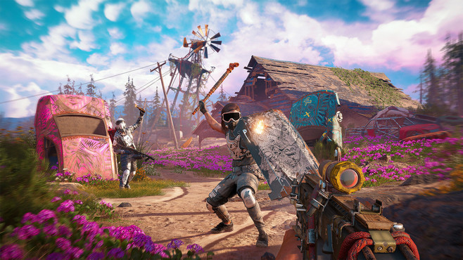 Far Cry New Dawn - Deluxe Screenshot 4