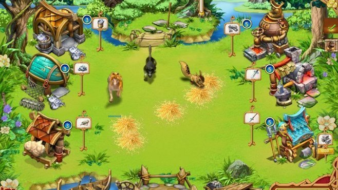 Farm Frenzy: Viking Heroes | wingamestore com