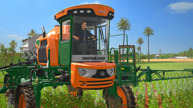 Farming Simulator 17 - Platinum Expansion Screenshot 2