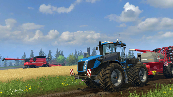 Farming Simulator 2015 Screenshot 1
