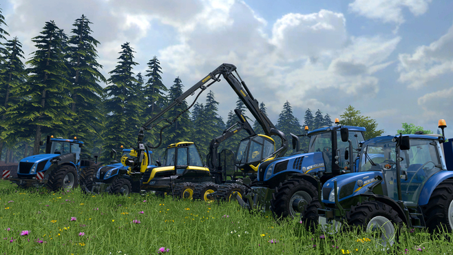 Farming Simulator 2015 Screenshot 5
