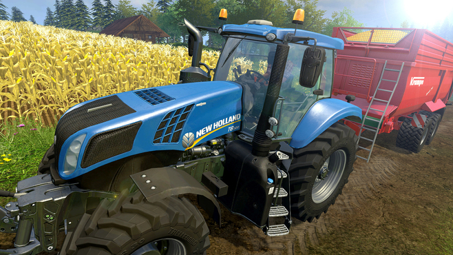Farming Simulator 2015 Screenshot 6