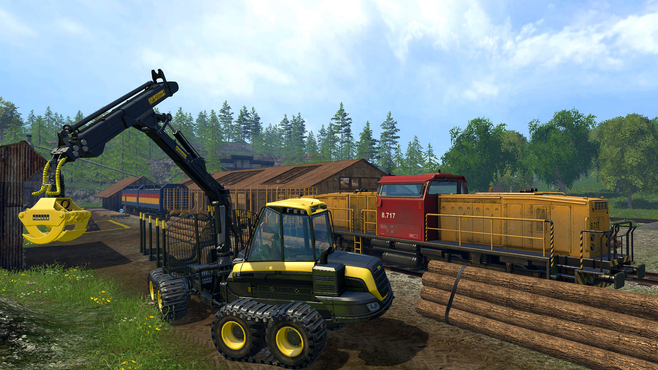 Farming Simulator 2015 Screenshot 8