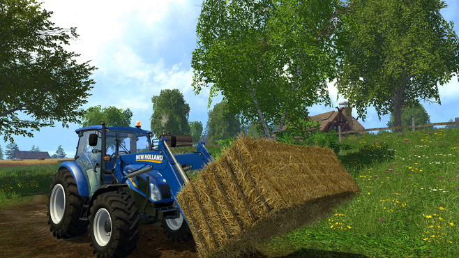 Farming Simulator 2015 Screenshot 9