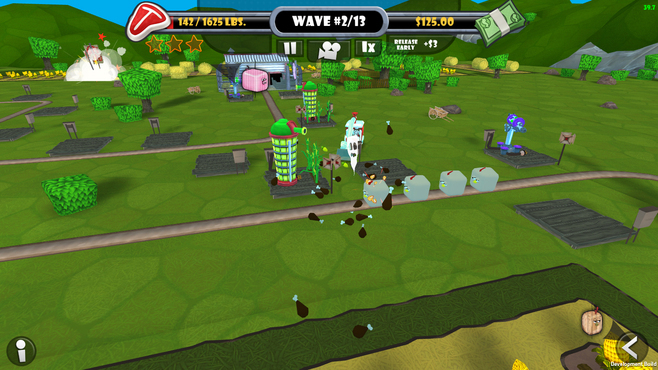 Fat Chicken Screenshot 3