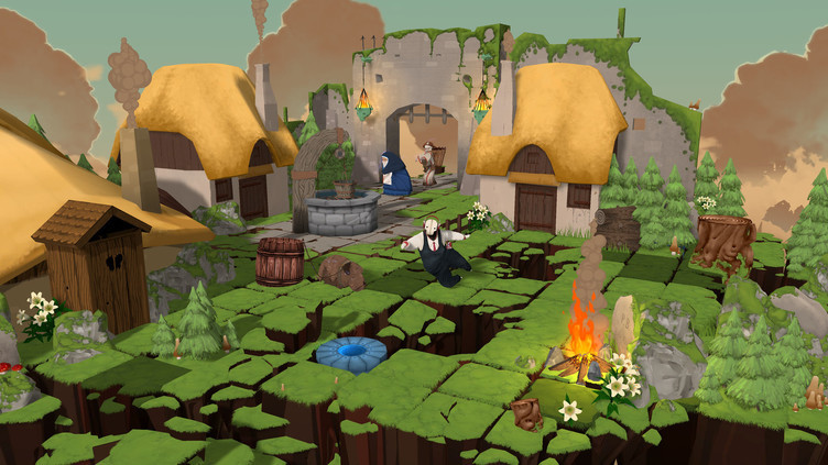 Felix The Reaper Screenshot 2