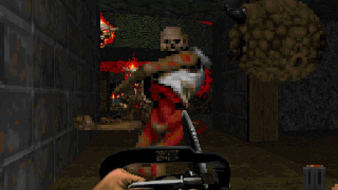 Final DOOM Screenshot 2
