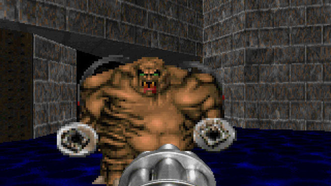 Final DOOM Screenshot 3