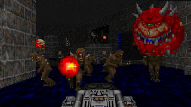 Final DOOM Screenshot 4