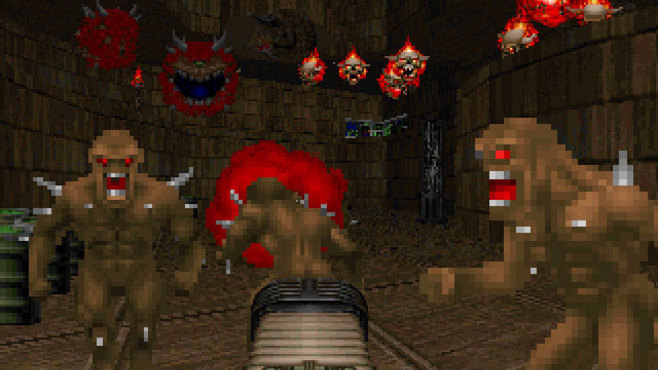 Final DOOM Screenshot 5