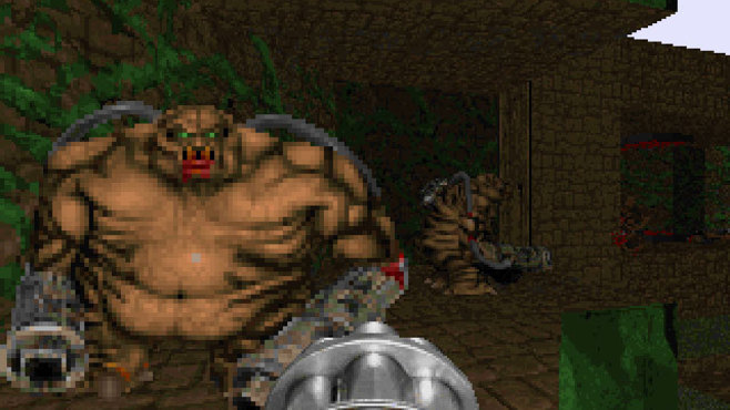 Final DOOM Screenshot 6