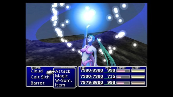 FINAL FANTASY VII Screenshot 10