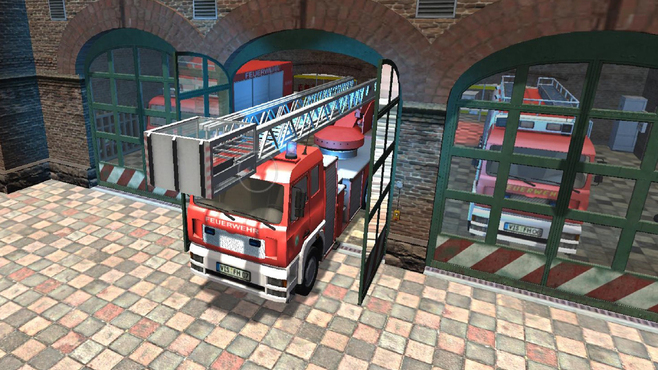 Firefighters 2014: The Simulation Game Screenshot 1