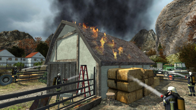 Firefighters 2014: The Simulation Game Screenshot 4