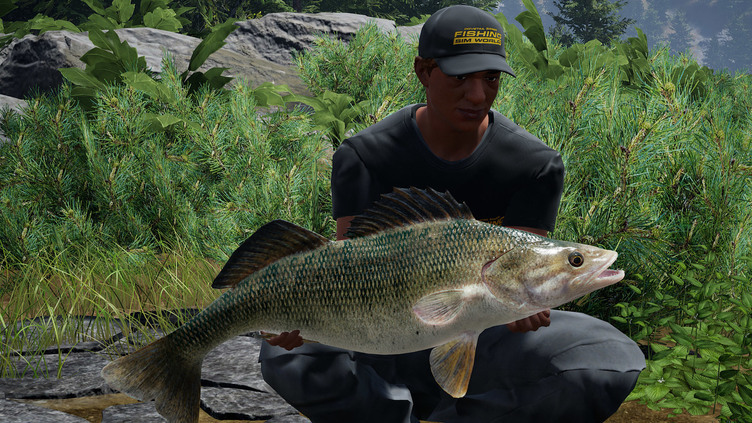 Fishing Sim World: Quad Lake Pass Screenshot 2