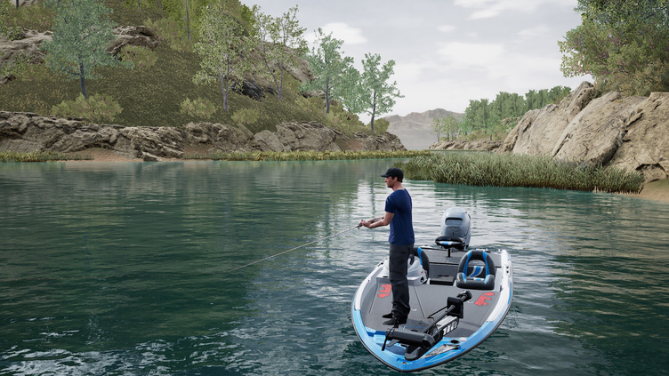 Fishing Sim World: Quad Lake Pass Screenshot 4