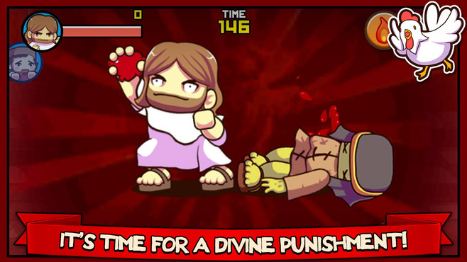Fist of Jesus Screenshot 1