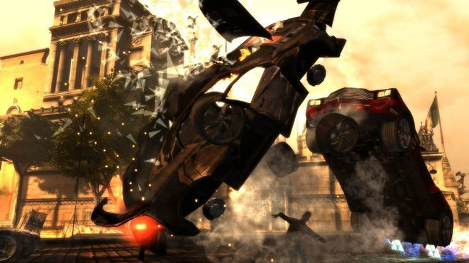 FlatOut 3: Chaos & Destruction Screenshot 3