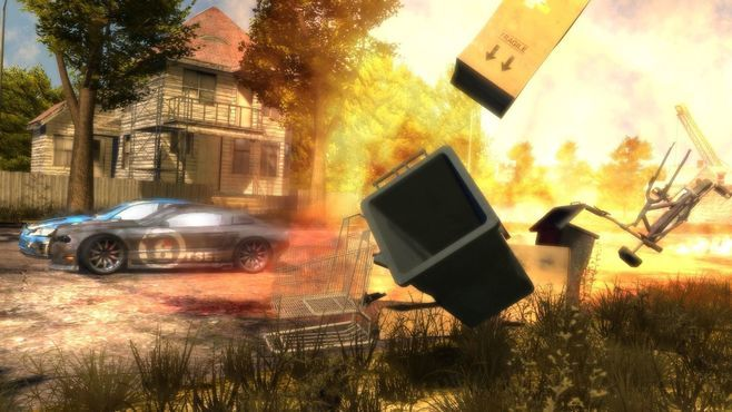 FlatOut 3: Chaos & Destruction Screenshot 4