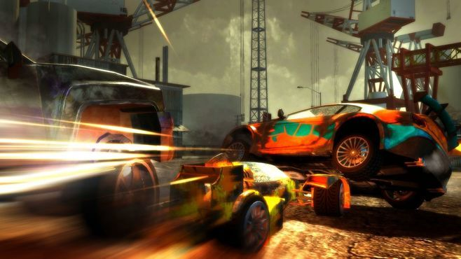FlatOut 3: Chaos & Destruction Screenshot 6