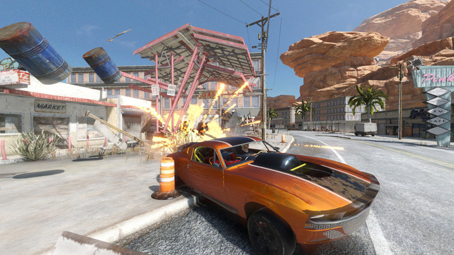 FlatOut 4: Total Insanity Screenshot 2