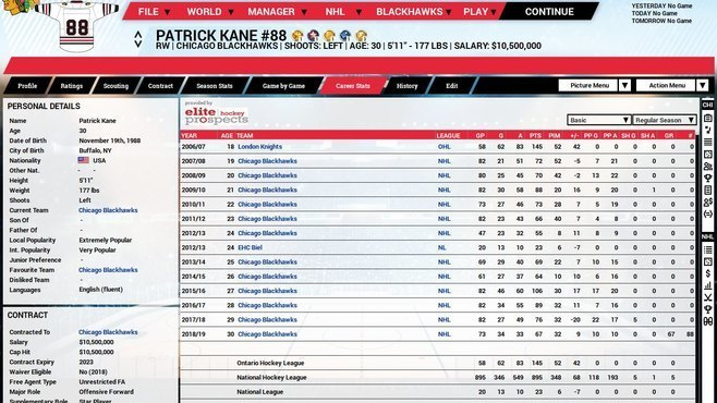 Franchise Hockey Manager 5 Screenshot 6