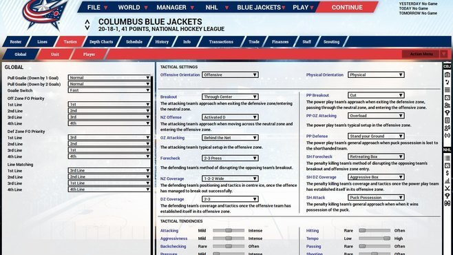 Franchise Hockey Manager 5 Screenshot 8