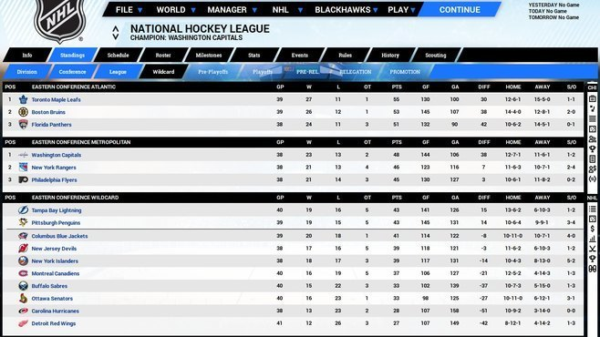 Franchise Hockey Manager 5 Screenshot 9