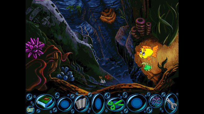 Freddi Fish 2: The Case of the Haunted Schoolhouse Screenshot 5