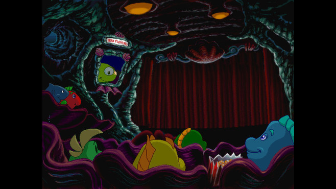 Freddi Fish 2: The Case of the Haunted Schoolhouse Screenshot 8