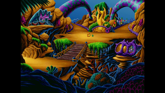 Freddi Fish 3: The Case of the Stolen Conch Shell Screenshot 2
