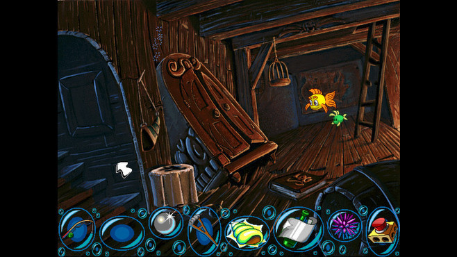 Freddi Fish and The Case of the Missing Kelp Seeds Screenshot 5