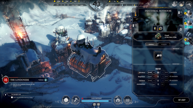 Frostpunk Screenshot 2