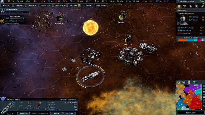 Galactic Civilizations III Screenshot 1