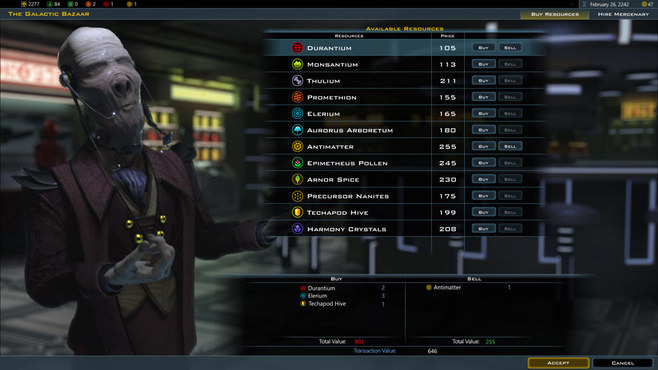 Galactic Civilizations III: Intrigue Expansion Screenshot 2