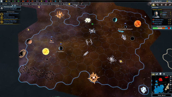 Galactic Civilizations III: Intrigue Expansion Screenshot 4