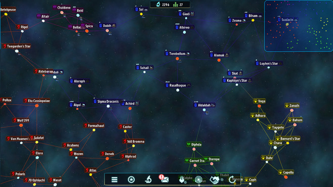 Galactic Inheritors Screenshot 2