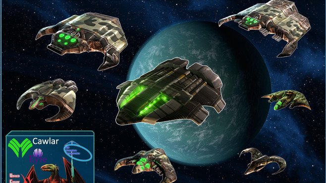 Galactic Inheritors Screenshot 5