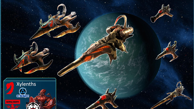 Galactic Inheritors Screenshot 12