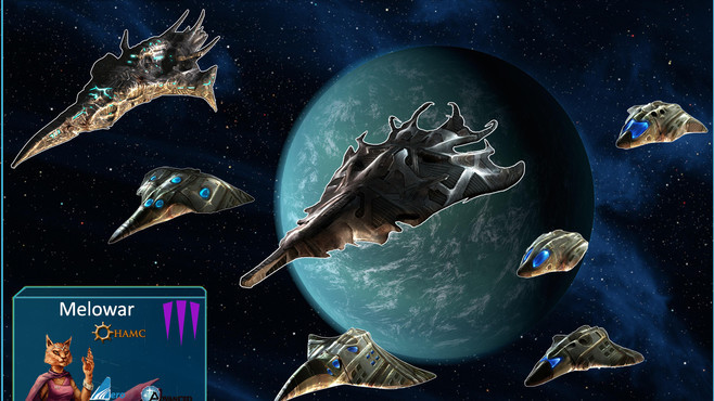 Galactic Inheritors Screenshot 14