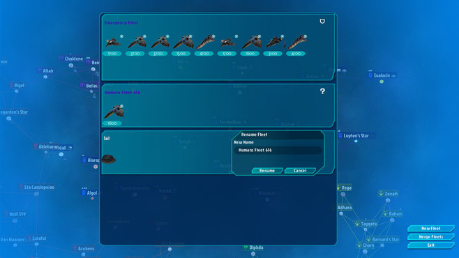 Galactic Inheritors Screenshot 16