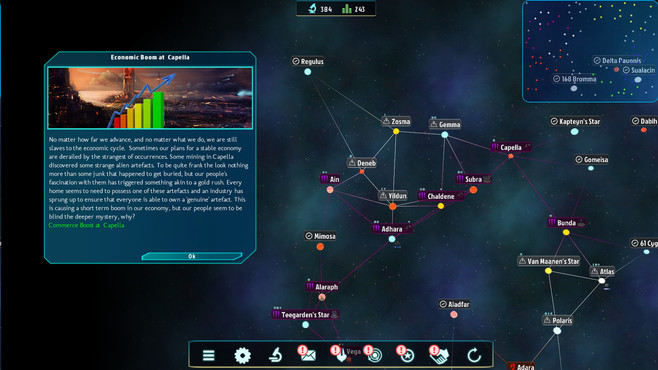 Galactic Inheritors Screenshot 17